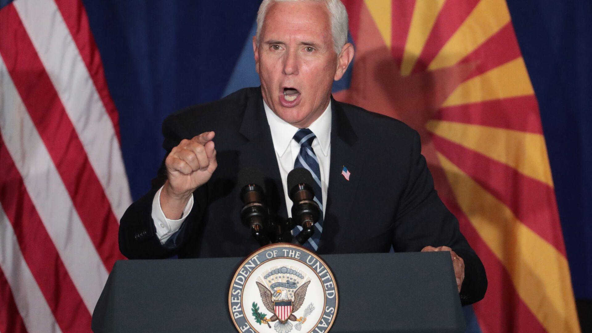 Mike Pence Declares Biden Winner, Leaders React to